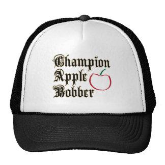 Halloween Champion Apple Bobber Trucker Hat
