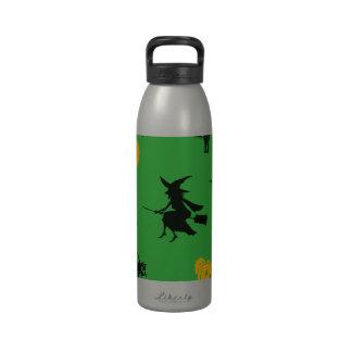 Halloween Characters Drinking Bottle