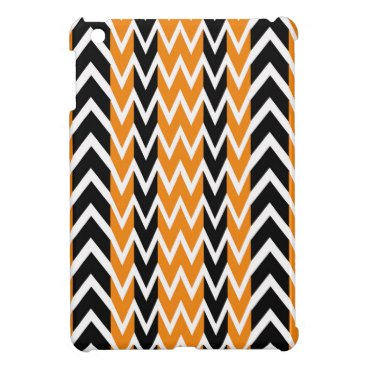 Halloween Themed Halloween Chevron Curves iPad Mini Case
