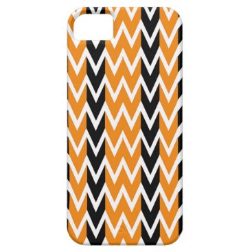 Halloween Themed Halloween Chevron Curves iPhone SE/5/5s Case