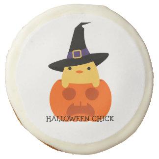 Halloween Chick Cookies