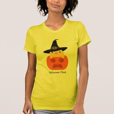 MadeForMe Halloween Chick (Customizable) T-Shirt