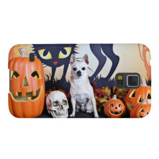 Halloween - chihuahua - Chulo Carcasas De Galaxy S5
