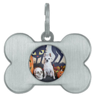 Halloween - Chihuahua - Chulo Pet Tag