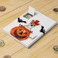 Halloween chihuahua dog  Countdown Calendar