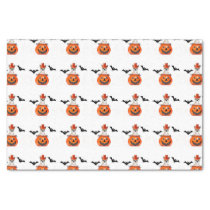 Halloween Chihuahua dog Tissue Paper
