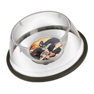 Halloween - Chihuahua Peanut - Shih Tzu - Gabby Pet Bowl