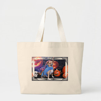 Halloween - Chihuahua X - Coco Canvas Bags