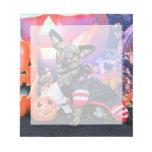 Halloween - Chiweenie - Sherekhan Blocs De Notas