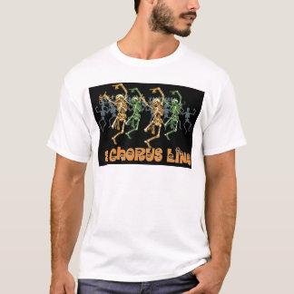 Halloween Chorus Line T-Shirt