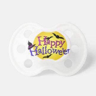 Halloween Chupetes De Bebé