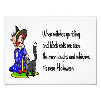 Halloween Cojinete