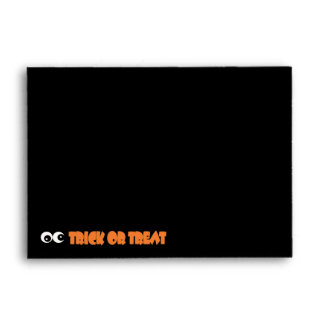 Halloween Collage A6 Envelope