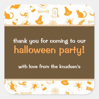 Halloween Collage sticker