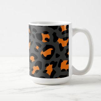 Halloween Color Leopard Mug