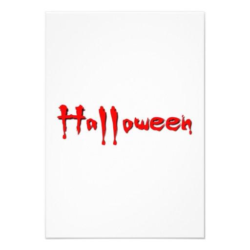 Halloween Comunicados Personales