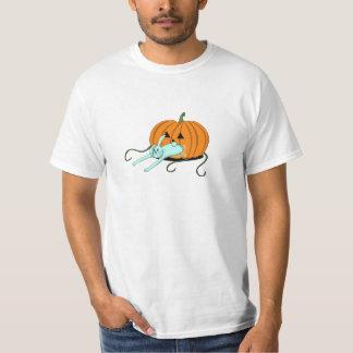 Halloween CONTRA Pascua Remera
