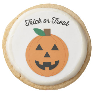 Halloween Cookie Trick Or Treat Jack O Lantern