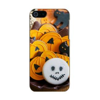 Halloween cookies metallic iPhone SE/5/5s case