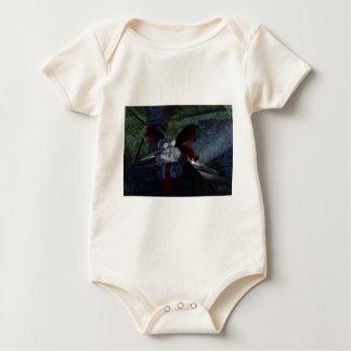 Halloween Corpse Baby Bodysuit