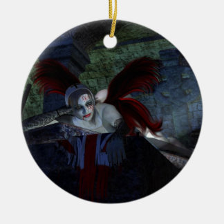 Halloween Corpse Christmas Tree Ornaments