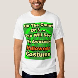 Halloween Costome T Shirt