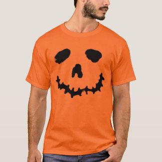 Halloween Costume Jackolantern Pumpkin Face Shirt