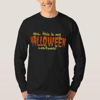 HALLOWEEN COSTUME - t-shirt