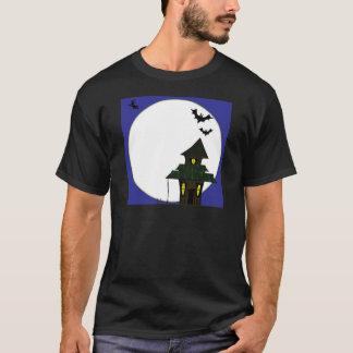 Halloween Cottoge T-Shirt