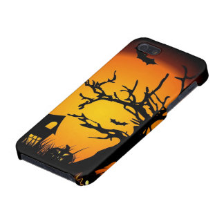 Halloween Cover For iPhone SE/5/5s