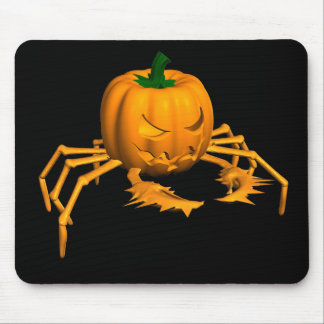 Halloween Crab Mouse Pad