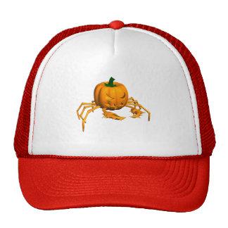 Halloween Crab Trucker Hat