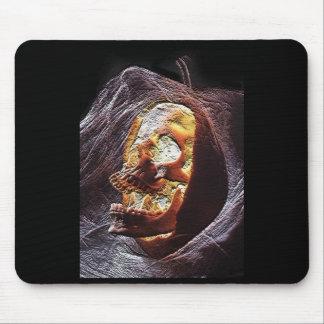 Halloween - cráneo en calabaza tapetes de ratón