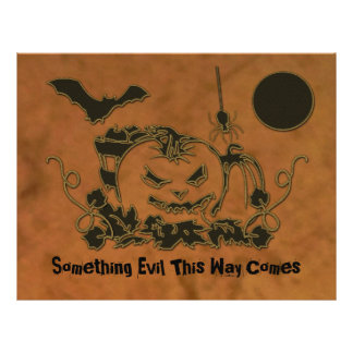 Halloween Creepers Flyer