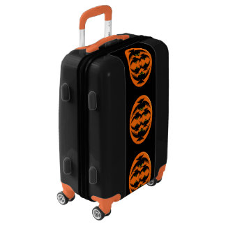 Halloween Crows Carry on Suitcase Luggage