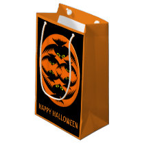 Halloween Crows Custom Gift Bag