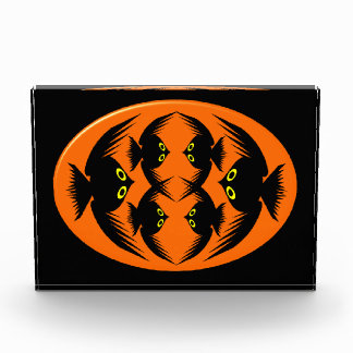 Halloween Crows Decoration Award
