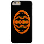 Halloween Crows iPhone Case Barely There iPhone 6 Plus Case
