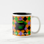 Halloween Cup O' Brew Mug