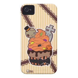 Halloween Cupcake iPhone 4 Case