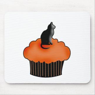 Halloween Cupcake Mouse Pad