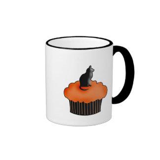 Halloween Cupcake Coffee Mugs