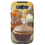 Halloween cupcake samsung galaxy SIII cases