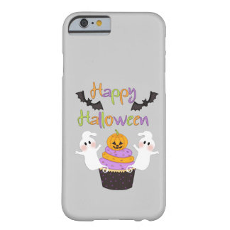 Halloween Cupcake Sign Barely There iPhone 6 Case