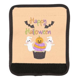 Halloween Cupcake Sign Luggage Handle Wrap