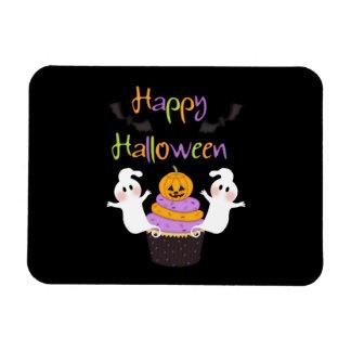 Halloween Cupcake Sign Magnet