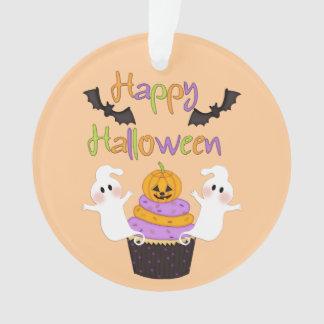 Halloween Cupcake Sign Ornament