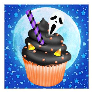 Halloween Cupcake - SRF Announcements