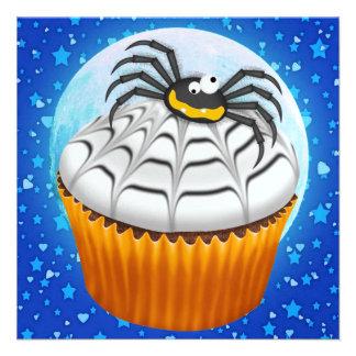 Halloween Cupcake - SRF Personalized Invite