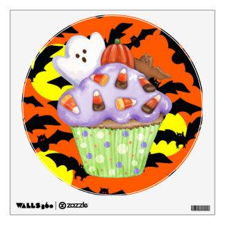 Halloween Cupcake - SRF Room Decal